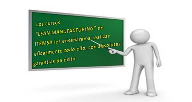 """Formación """"Lean Manufacturing"""""""