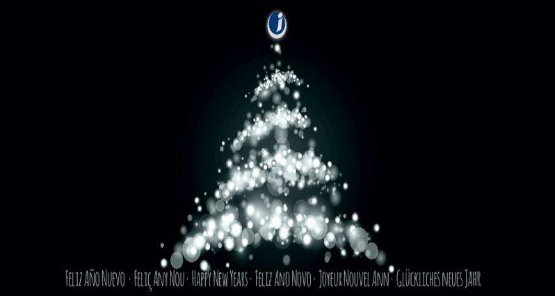 Felices Fiestas - Bones Festes - Merry Christmas – Frohe Weihnachten - Bonnes fêtes - Buon Natale - Boas Festas