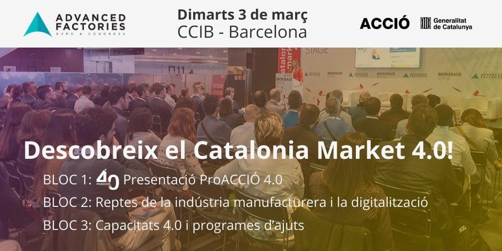 Catalonia market 40