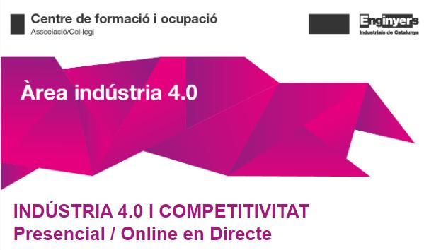 formació competitivitat industria 4.0 coeic